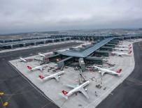 YOLCU UÇAĞI - İstanbul Havalimanı'ndan 11 ayda büyük başarı