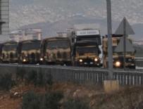 HAVAN MERMİSİ - İdlib'deki ateşkese rejim ihlali