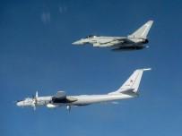 NORVEÇ - İngiliz - Rus uçakları arasında gerilim