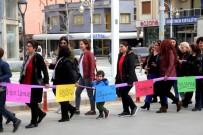 Sarıgöl'de 8 Mart Kadınlar Günü Kutlandı