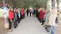 ESOGÜ Tıp Fakültesi Kadın Çalışanları Dünya Kadınlar Gününe Renk Kattı