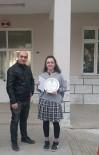 Hayvansever Öğrenciler Ödüllerini Aldı