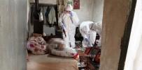 AKSARAY BELEDİYESİ - Aksaray'da Yaşlı Adam Evinde Ölü Bulundu