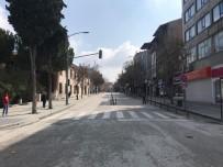 KıŞLA - Burdur'da Ana Caddelerde Park Ve Duraklama Yasaklandı
