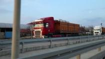KıŞLA - Burdur'da Koronavirüs Denetimlerinde Uzun Araç Kuyrukları Oluştu