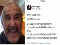 MUSTAFA DOĞAN - Gazeteci Hakan Aygün hakkında suç duyurusu