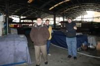 ESNAF ODASı BAŞKANı - Halk Pazarı Korona Virüs Tedbirleri Kapsamında Kurulmadı