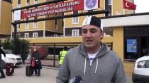 ALİ FUAT CEBESOY - Kocaeli'de Karantina Süreleri Dolanlar Yurtlardan Ayrılıyor