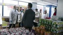 OSMANIYE VALISI - Osmaniye'de Koronavirüs Tedbirleri