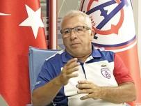MEHMET ÖZKAN - Seyit Mehmet Özkan Açıklaması 'Dünya Futbolu Artık Eskisi Gibi Olamayacak'