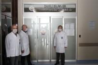 TRAKYA ÜNIVERSITESI - Trakya Üniversitesi Hastanesi'nin 20 Yataklı Yeni Solunum Yoğun Bakım Ünitesi Hasta Kabulüne Başladı