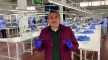TUNCAY SONEL - Tunceli'de Tekstil Atölyesi Vatandaşlara Ücretsiz Maske Dağıtmak İçin Üretime Başladı