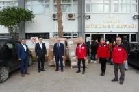 BURSA VALİLİĞİ - Türk Kızılay Bursa Şubesi Umut Olmaya Devam Ediyor