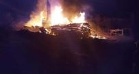Kastamonu'da Çıkan Yangında 1 Kişi Öldü