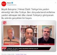 BÜYÜK BULUŞMA - Yine Sözcü Gazetesi yine muhalefetten kör olmuş yazarları!