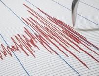 EGE DENIZI - Datça açıklarında korkutan deprem!