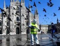 ÖLÜMLÜ - İtalya'da ölümler durmuyor!