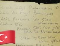 HELAL - Koronavirüsü yenen kişiden sağlık çalışanlarına duygulandıran mektup!