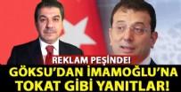 ORTAK AKIL - Esenler Belediye Başkanı Tevfik Göksu'dan, İBB'ye tepki!