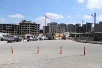 Nevşehir'de TOKİ İnşaat Alanı Karantinaya Alındı