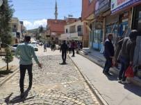 Mardin'de Yasak Kalktı, Vatandaşlar Tedbir Almadan Sokağa Koştu