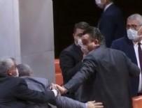 SÜREYYA SADİ BİLGİÇ - Meclis'te kavga çıktı!