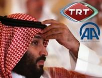 İFADE ÖZGÜRLÜĞÜ - Suudi Arabistan TRT ve AA'nın internet sitelerine erişimi engelledi