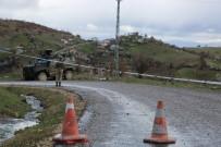 Tunceli'de Bir Köydeki Karantina Kaldırıldı