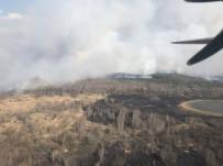ÇERNOBİL - Korkulan olmadı! Yangın söndürüldü