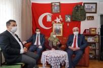 Şehit Maaşını Milli Dayanışma Kampanyası'na Bağışladı