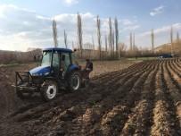 Seyitgazili Çiftçiler Patates Ekimine Başladılar