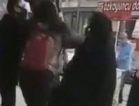 MUSTAFA DOĞAN - Maske almak isteyen başörtülü kadına küstah sözler!