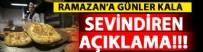 KAYMAKAMLIK - İstanbul Fırıncılar Odası Başkanı Erdoğan Çetin'den ramazan pidesi açıklaması!