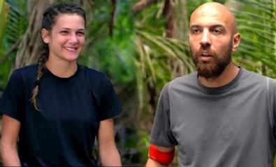 Survivor'da büyük aşk! Sercan...!!!