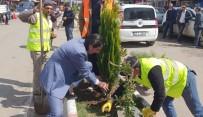 Taşlıçay Belediyesinden, Ağaçlandırma Çalışmaları
