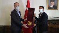 TOKİ Başkanı Bulut, Nevşehir'de Karantinadaki İşçileri Ziyaret Etti Açıklaması