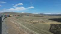 KAZAKISTAN - Dev ihracat treni kardeş ülkelere doğru yola çıktı!