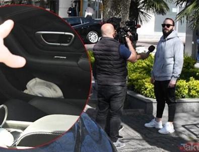 Berkay Şahin kurallara uymadı! Bentley marka aracıyla herkesi şoke etti!