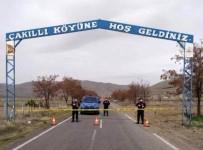 Nevşehir'de Çakıllı Köyünde Karantina Süresi Bu Gece Sona Eriyor