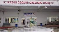 ÇOCUK HASTALIKLARI - Adıyaman'da Kritik Bölgeler Dezenfekte Ediliyor