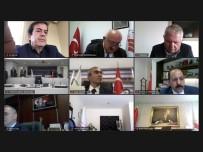 SAVUNMA SANAYİ - ATB Başkanı Çandır'dan Tarım Bakanı'na 13 Maddelik  'Can Suyu' Raporu