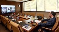 TÜRKIYE VOLEYBOL FEDERASYONU - Bakan Kasapoğlu'dan Federasyon Ve Kulüplere Korona Virüs Uyarıları