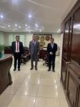 HULUSI ŞAHIN - BAŞGAD'dan Vali Hulusi Şahin'e Ziyaret
