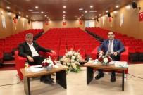 ULAŞıM KOORDINASYON MERKEZI - Başkan Canpolat Gönül Belediyeciliğinin İlk Yılını Değerlendirdi