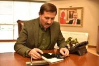 ŞEHİT AİLELERİ - Başkan Kılca'dan Şehit Aileleri Ve 65 Yaş Üstü Vatandaşlara Telefon