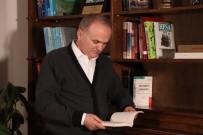 FARUK ÖZLÜ - Başkan Özlü 'Evde Kalan Herkes Kitap Okuyarak Zamanı Geçirebilir'