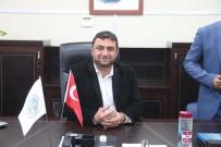 MUAMMER KÖKEN - Başkan Volkan Şeker, 'Halkımızın Emrindeyim'