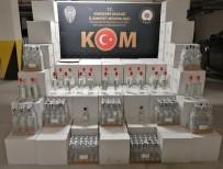 KAÇAK ALKOL - Bin 310 Şişe Sahte Alkol Ele Geçirildi
