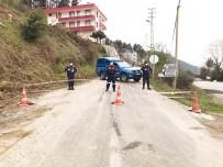 Çatalzeytin'de Bir Köy Karantinaya Alındı