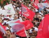 """ŞEHİT AİLELERİ - """"CHP, HDP ve FETÖ koronavirüse şükrettirir"""""""